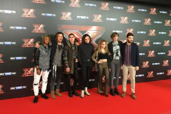 I fantastici 4 di X Factor