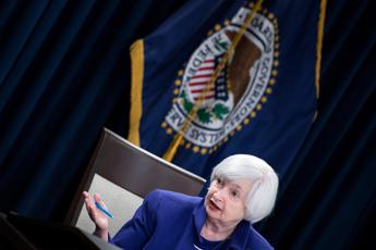 Usa, la Fed alza i tassi. Salgono all'1,25%-1,5%