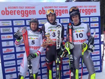 Coppa Europa di sci, Vidovic vince a Obereggen