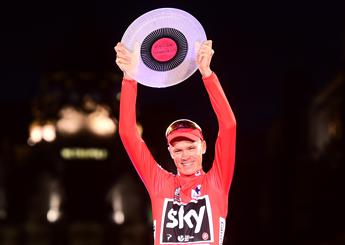 Chi è Chris Froome