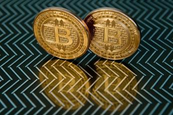 Bitcoin sulle montagne russe