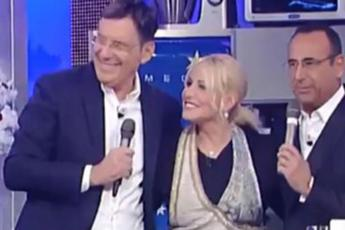 Frizzi torna in tv