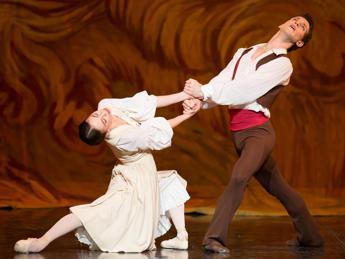 Balletto dell'Opera di Roma a Cannes per Roland Petit