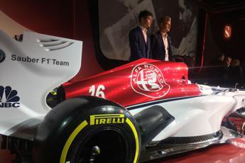 Alfa Romeo in F1: ecco i piloti ufficiali