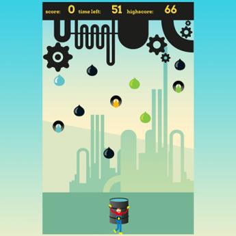 Un social game per imparare la gestione degli oli usati