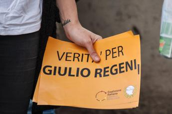 Caso Regeni, pm Roma a Cambridge