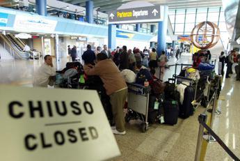 Sciopero aerei, stop voli il 13 dicembre