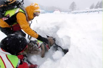 Valanga travolge alpinisti: 2 morti