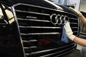 Audi richiama 80mila auto