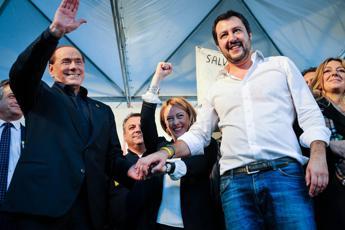 Berlusconi: Salvini? Lo vedo bene ministro degli Interni
