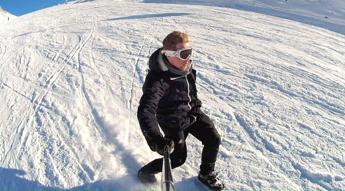 Sci e snowboard: crac e lesioni in aumento