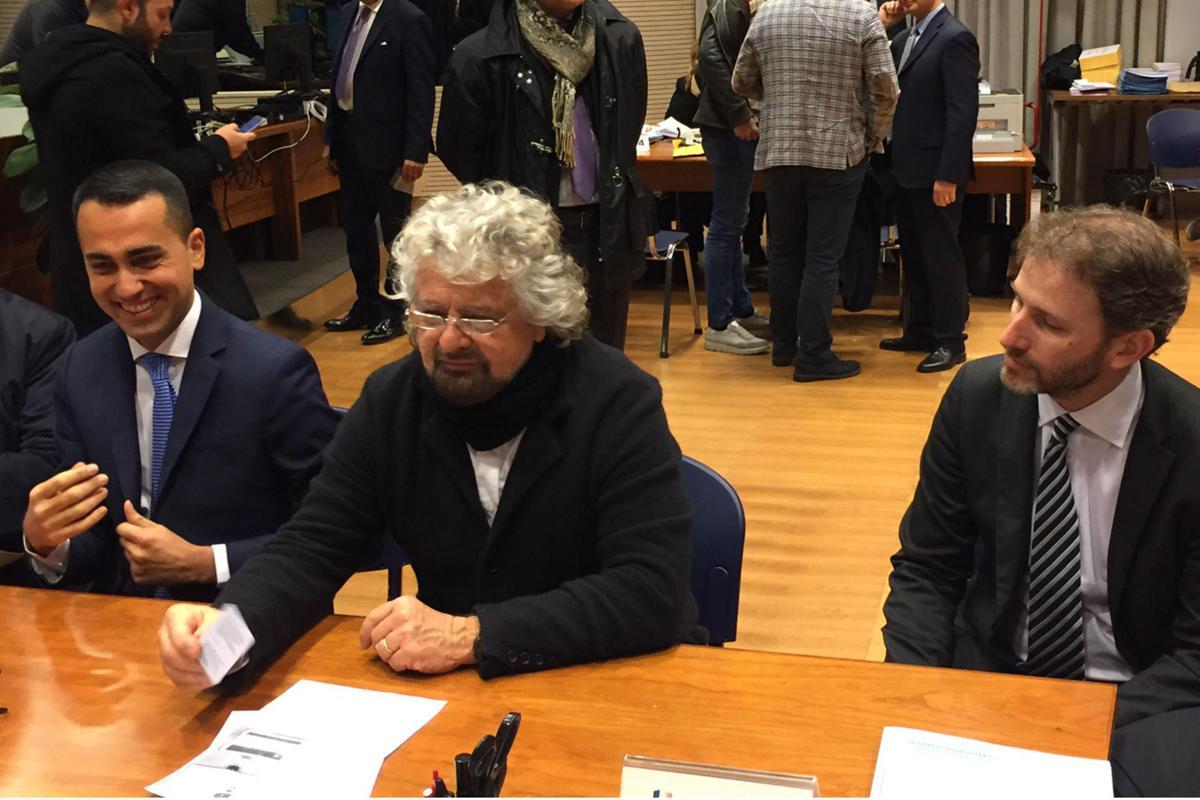 L'ira di Di Maio contro Grillo: