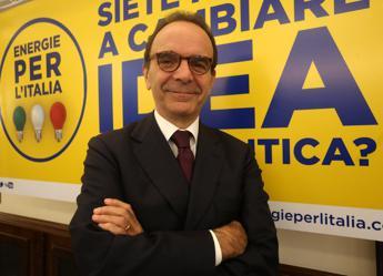 Lazio, Parisi è il candidato del centrodestra