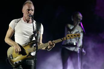Sting e James Taylor ospiti al Festival