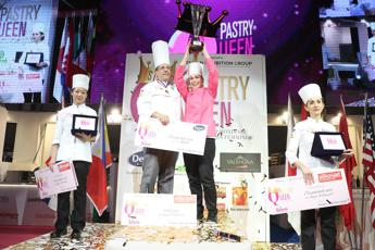 Sigep, la francese Anabelle Lucantonio è la 'Pastry queen 2018'