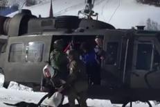 80 turisti bloccati, incubo valanghe in Alto Adige