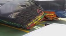 Terremoto a Giacarta, panico in strada