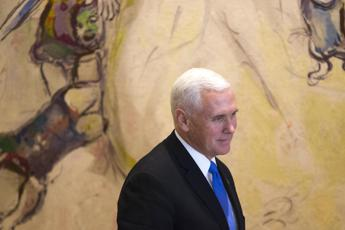 Pence in Medio Oriente:
