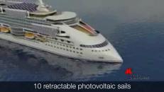 La nave da crociera più ecologica al mondo