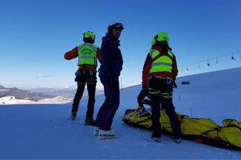 Valanga su due sciatori fuoripista a Roccaraso