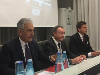 Consenso unanime della Lega Pro per candidatura Gravina a presidenza Figc