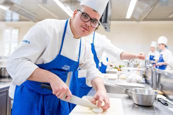 Alma, Pettorossi miglior allievo Corso superiore cucina
