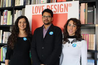 Tre giovani cervelli in lotta contro il cancro, il design accende i loro sogni