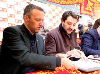 Tosi: Salvini mi teme perché sono il suo peccato originale