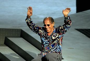 Celentano: Bravo Claudio, finalmente un Festival!