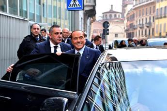 Berlusconi: Pronto a chiudere lite con Veronica