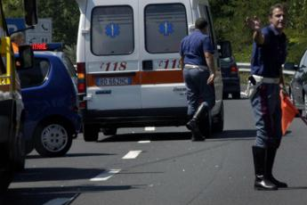 Autisti improvvisati: boom incidenti ambulanze