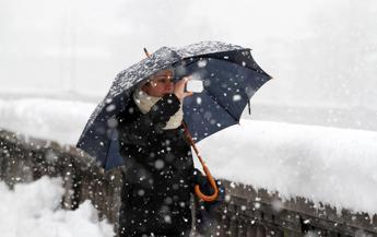 Italia nel freezer, termosifoni accesi più a lungo