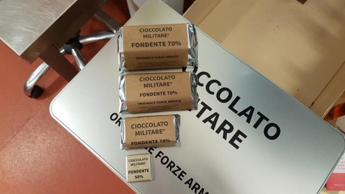 Torna lo storico cioccolato militare
