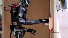 Il robot pompiere è italiano