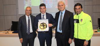 Premio Colosimo all'arbitro Antonio Giua