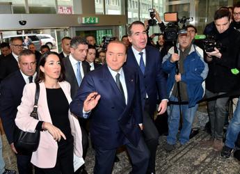 Berlusconi: La politica mi ha sempre fatto schifo