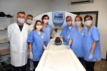 Autopsia con la Tac per le mummie di Brescia