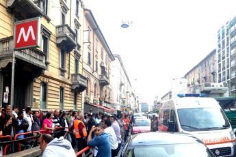 Milano, la metro inchioda: interviene pronto soccorso
