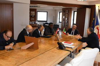IFAD one of Egypt's key aid organisations says agriculture minister