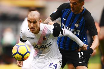 Inter-Bologna, 2-1 e gol dell'ex