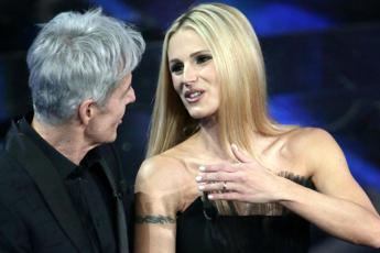 Claudio fa piangere Michelle