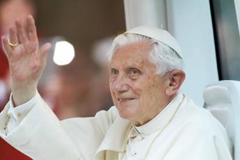 Papa Benedetto XVI in fin di vita:
