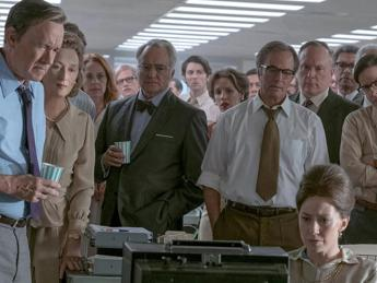 'The Post' scala il box office