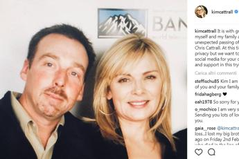 Morto il fratello di Kim Cattrall, la Samantha di Sex and the City