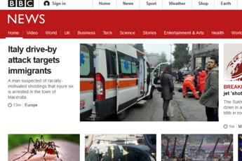Attacco razzista la notizia su tutti i siti del mondo