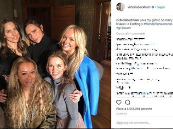 Spice Girls, è reunion