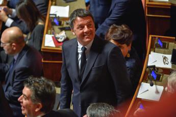 Renzi: In bocca al lupo sincero al governo