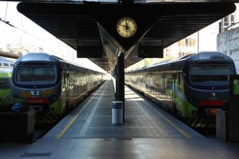 Treni in sciopero per 24 ore