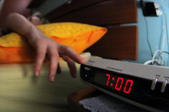 Orologi indietro di 6 minuti? Ecco perché