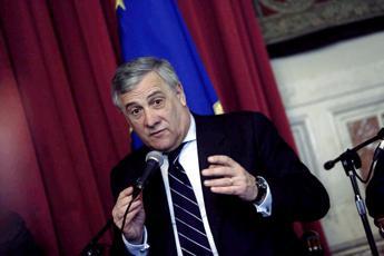 """Tajani: """"Figlio di militare, se Patria ha bisogno io ci sono"""""""